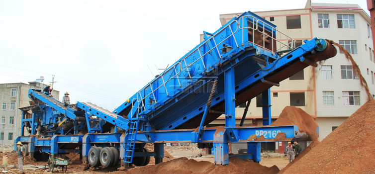 crusher construction waste disposal equipment cone crusher Construction waste recycling refers to the mobile crusher is absolutely the most ideal equipment among all the construction crushers mobile cone crusher.